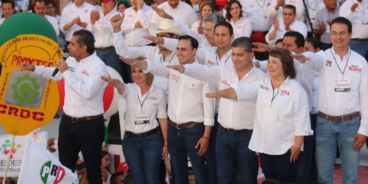 PRI pide al PAN respetar los resultados de elecciones en Coahuila