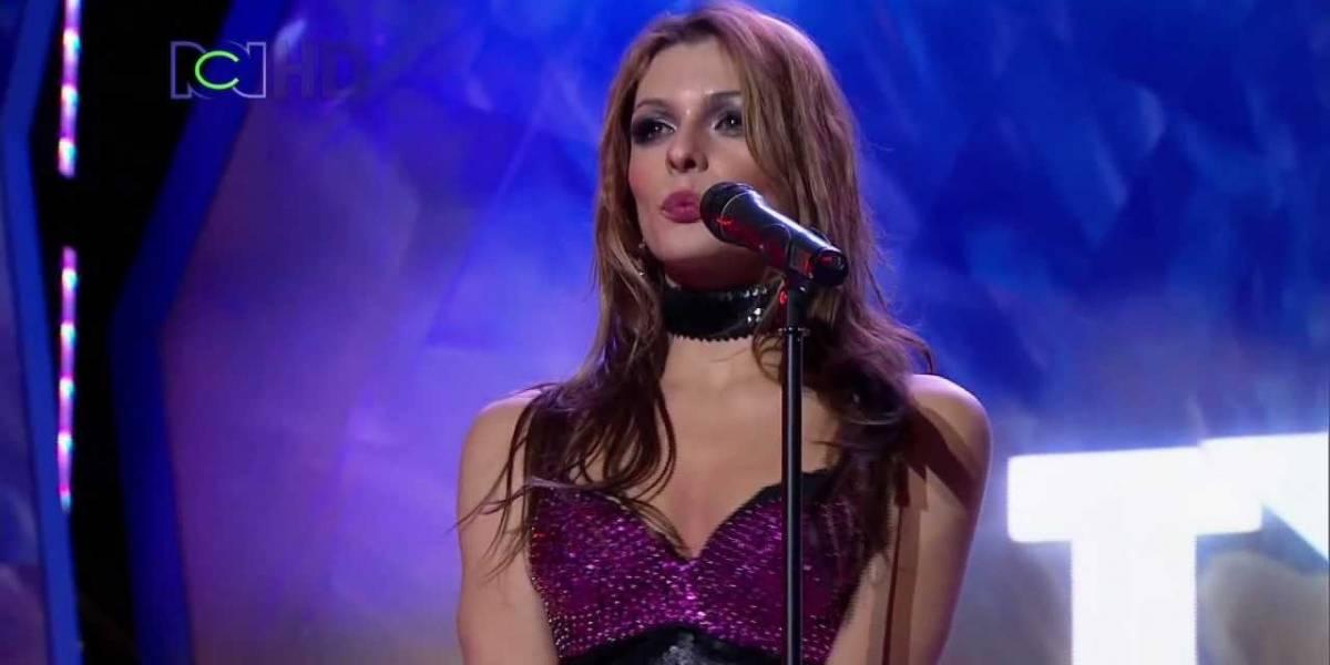 Danna Sultana confesó que ocurrió con la relación que tuvo con famoso presentador