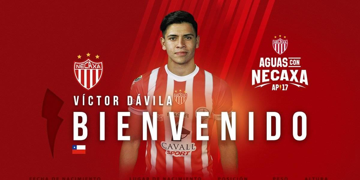 """El Draft pega en Chile: Necaxa le """"quita"""" dos jugadores a Huachipato"""