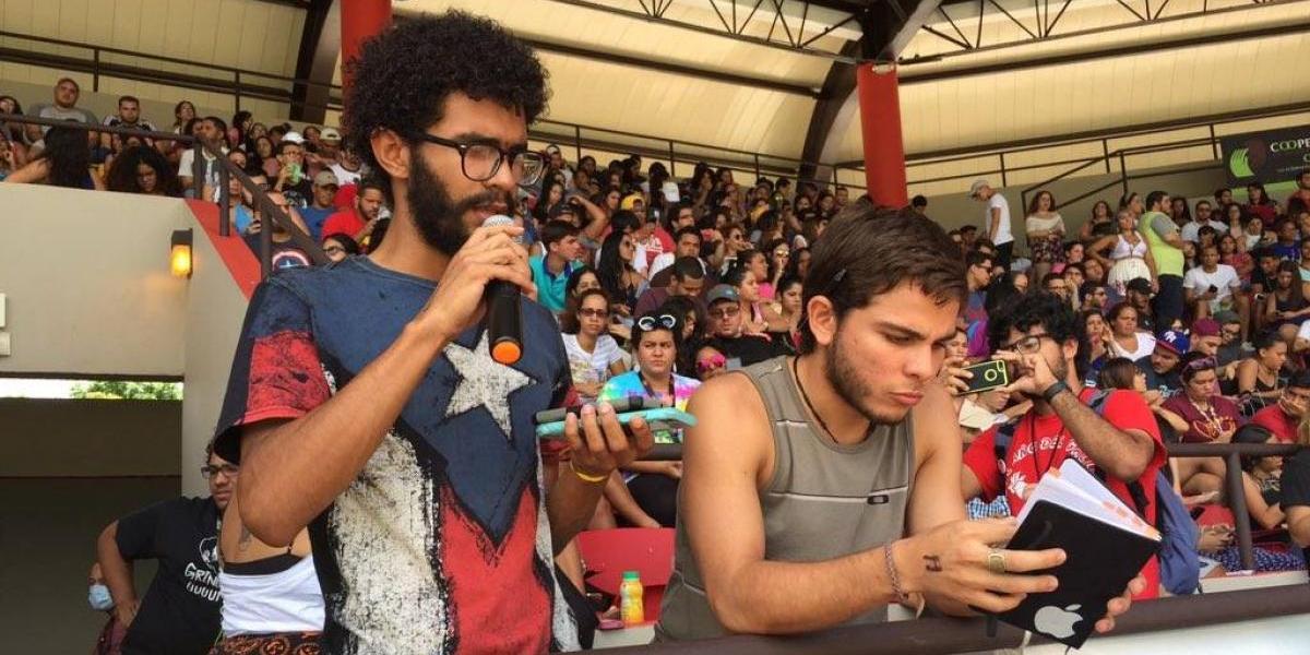Movimiento estudiantil insiste a Junta de Gobierno UPR ratificar preacuerdos