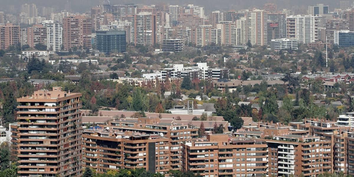 Informe revela aumento de la oferta inmobiliaria en Santiago