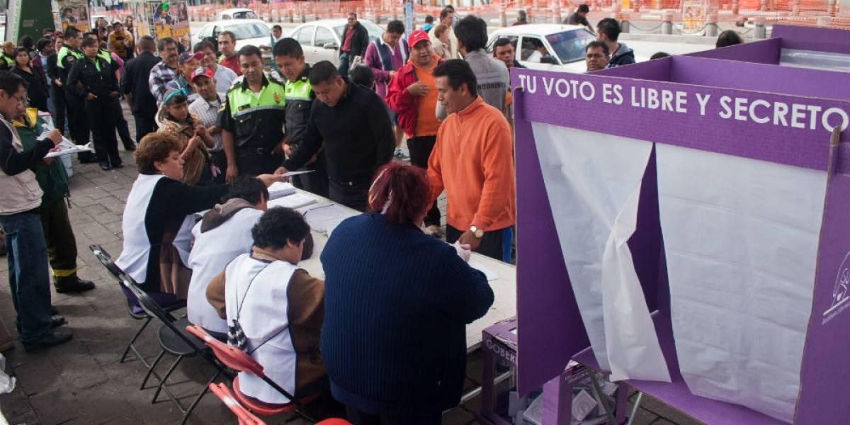 TEPJF descarta uso de programas sociales en campaña del PRI en Edomex