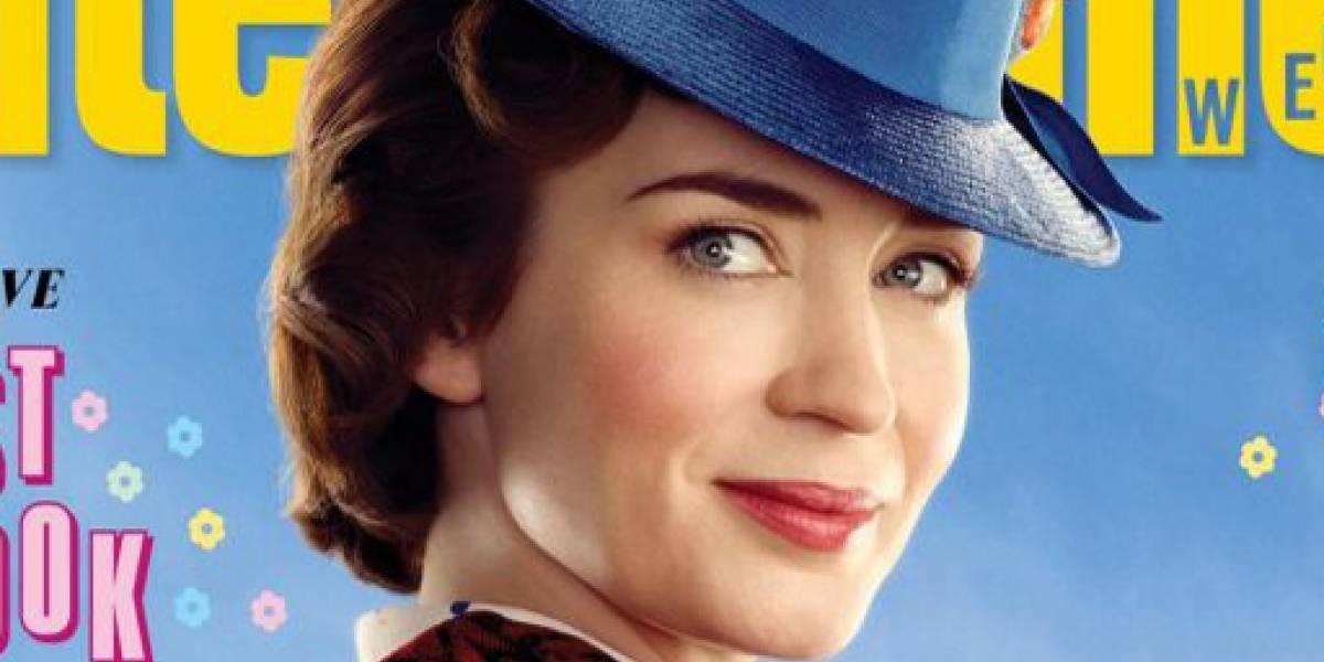 O Retorno de Mary Poppins ganha 1º trailer