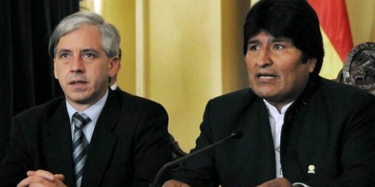 """""""Lo mató"""": estudiante pregunta por título universitario a vicepresidente de Bolivia durante charla vocacional"""