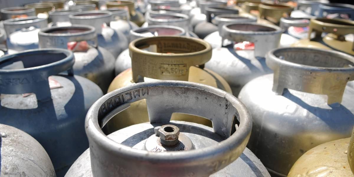 Petrobras reajusta gás de cozinha em 3,43% a partir de domingo