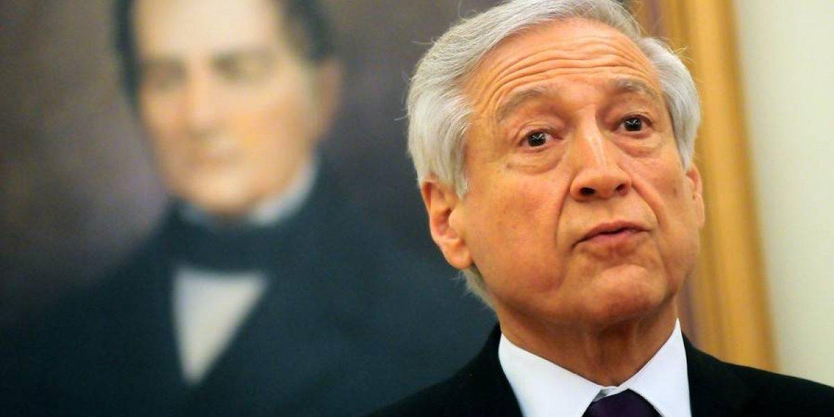 Cancillería chilena mantiene críticas a Venezuela pero no romperá relaciones diplomáticas