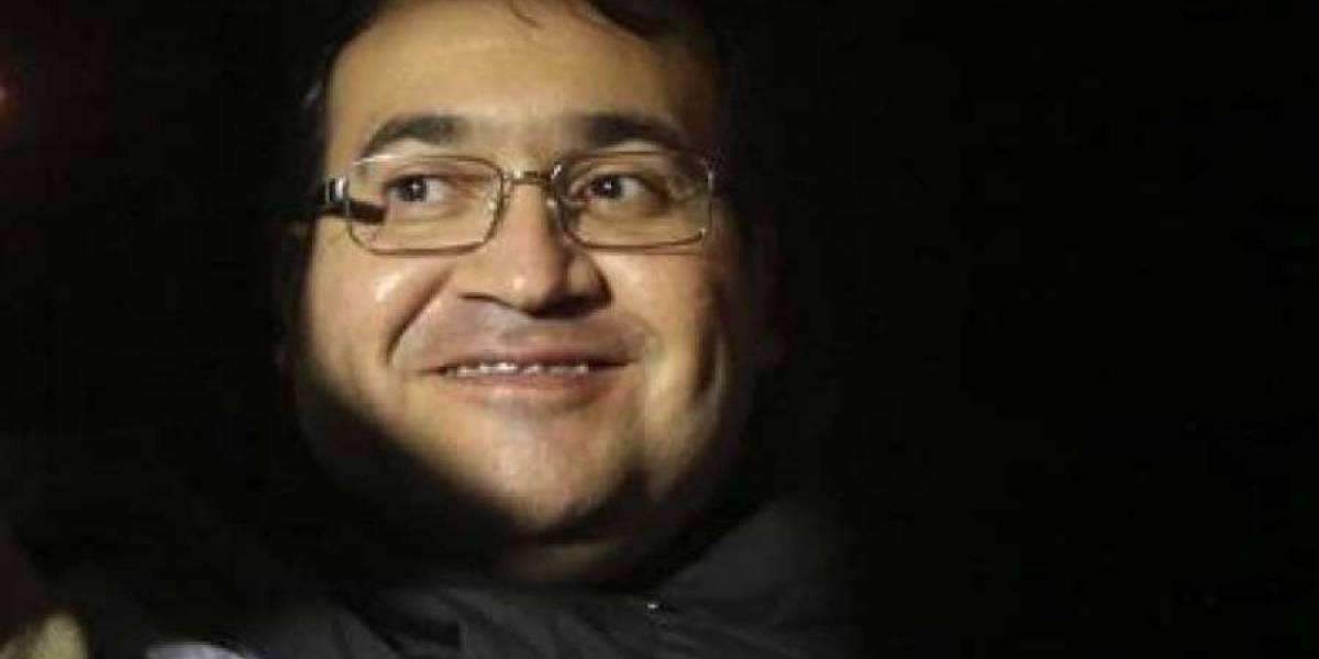 Suspenden órdenes de captura contra Javier Duarte en México