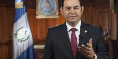 Morales confía en que Francia saque a Guatemala de su
