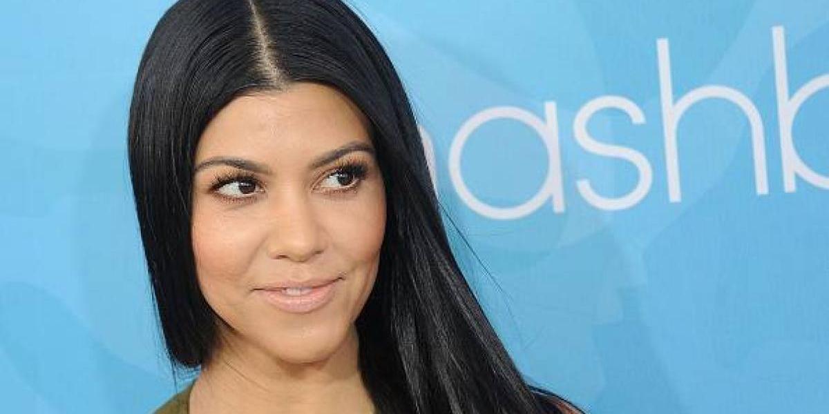Kourtney Kardashian y la sexy sesión de fotos que hizo para darle celos a su ex