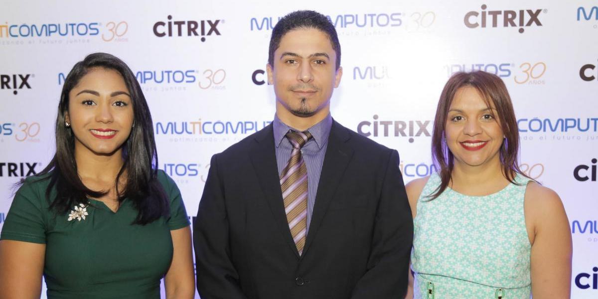 #TeVimosEn: Empresa presenta plataforma Citrix Cloud