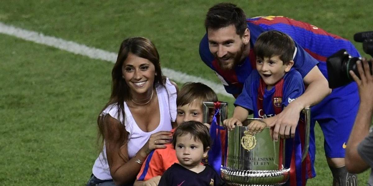 Se filtra lista de invitados a la boda de Messi, no está toda la plantilla