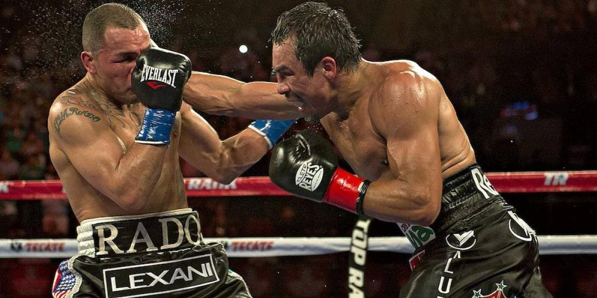 Juan Manuel Márquez sufre lesión y su regreso al ring peligra