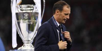 Juventus asegura la continuidad de Allegri