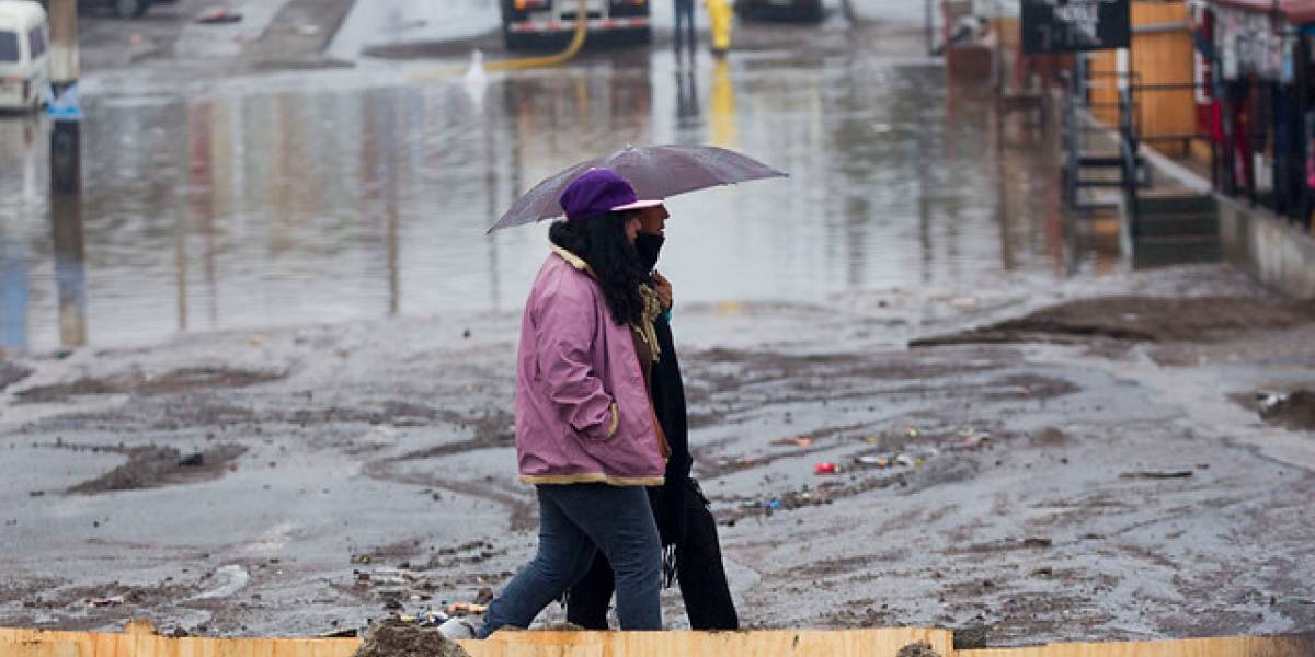 Mal tiempo en el norte: Latam anuncia que usuarios pueden cambiar pasajes
