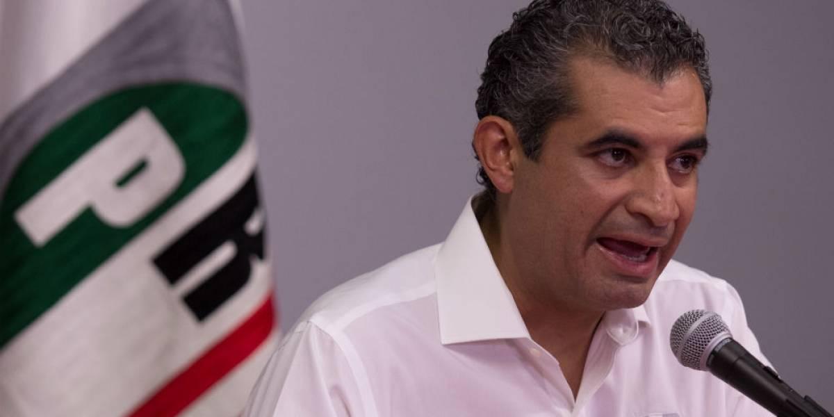 #Confidencial: Tambalea liderazgo de Ochoa Reza en el PRI