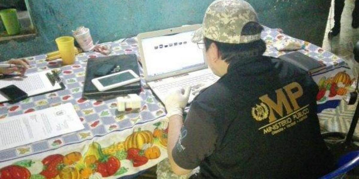 Guatemalteco es detenido en operativo internacional contra la pornografía infantil