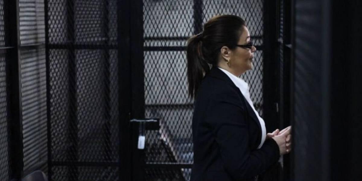 Baldetti en sanatorio a una semana de la audiencia del caso La Línea