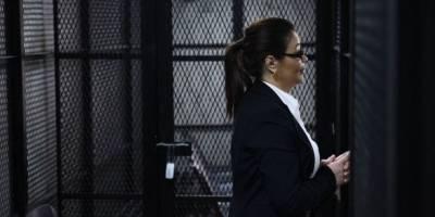 Pide EU extradición de exvicepresidenta guatemalteca por cargos de narcotráfico
