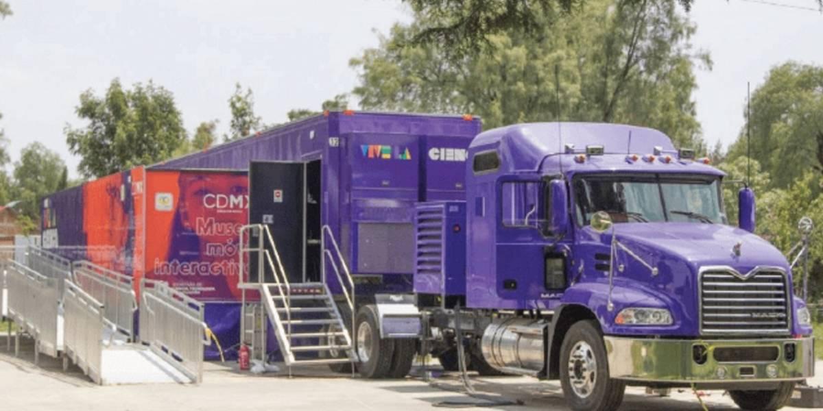 """Museo interactivo """"Vive la Ciencia"""" llega al Parque de los Venados"""