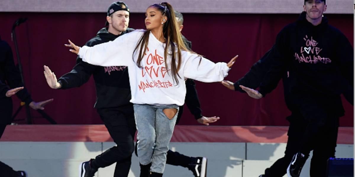 Ariana Grande reanuda su gira en París tras atentado