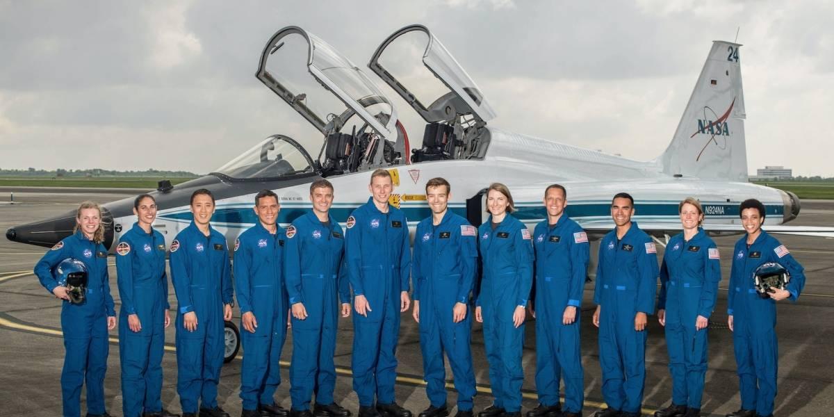 NASA escoge a 7 hombres y 5 mujeres como nuevos astronautas