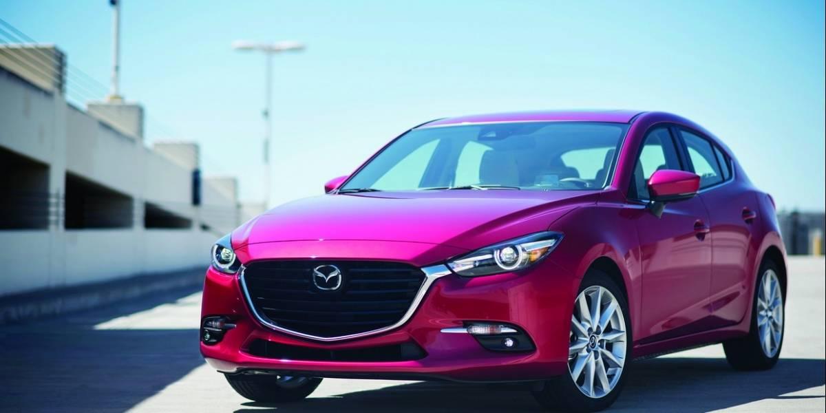Mazda 3 Hatchback, graduado con honores