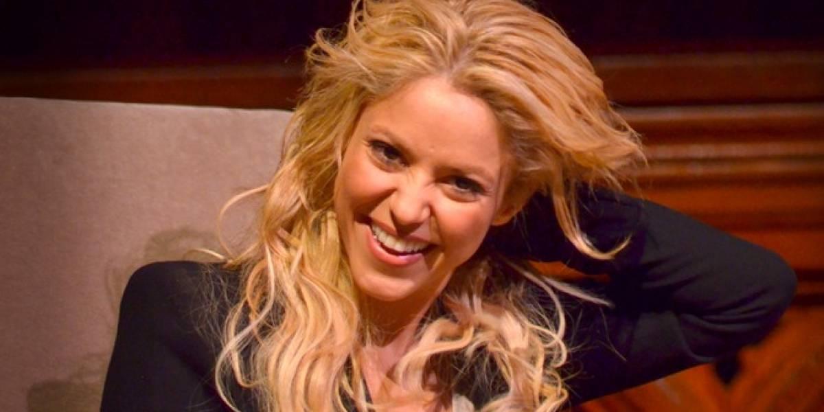 Así reaccionó Shakira al escuchar su canción en la boda de Messi