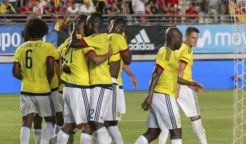 Cuadrado, James y Falcao comandarán a Colombia ante Camerún