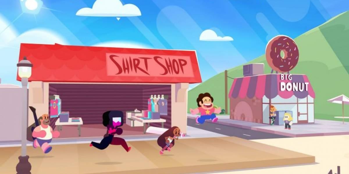Conozca nuevos detalles sobre 'Steven Universe: Save the Light'