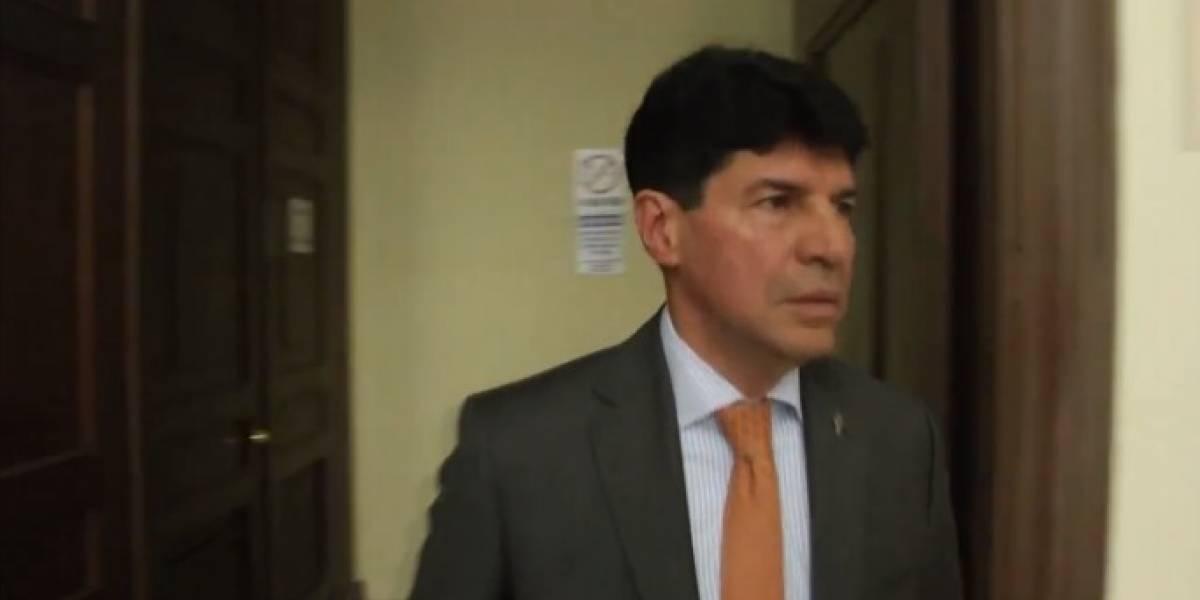 Saúl Cruz sí mintió sobre supuesta agresión del camarógrafo de Noticias Uno