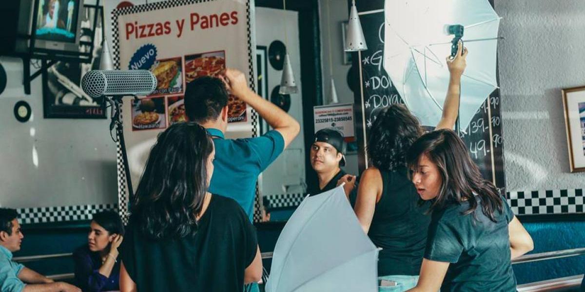 Los guatemaltecos Toma 4 presentarán sus filmes en el Festival de Junio