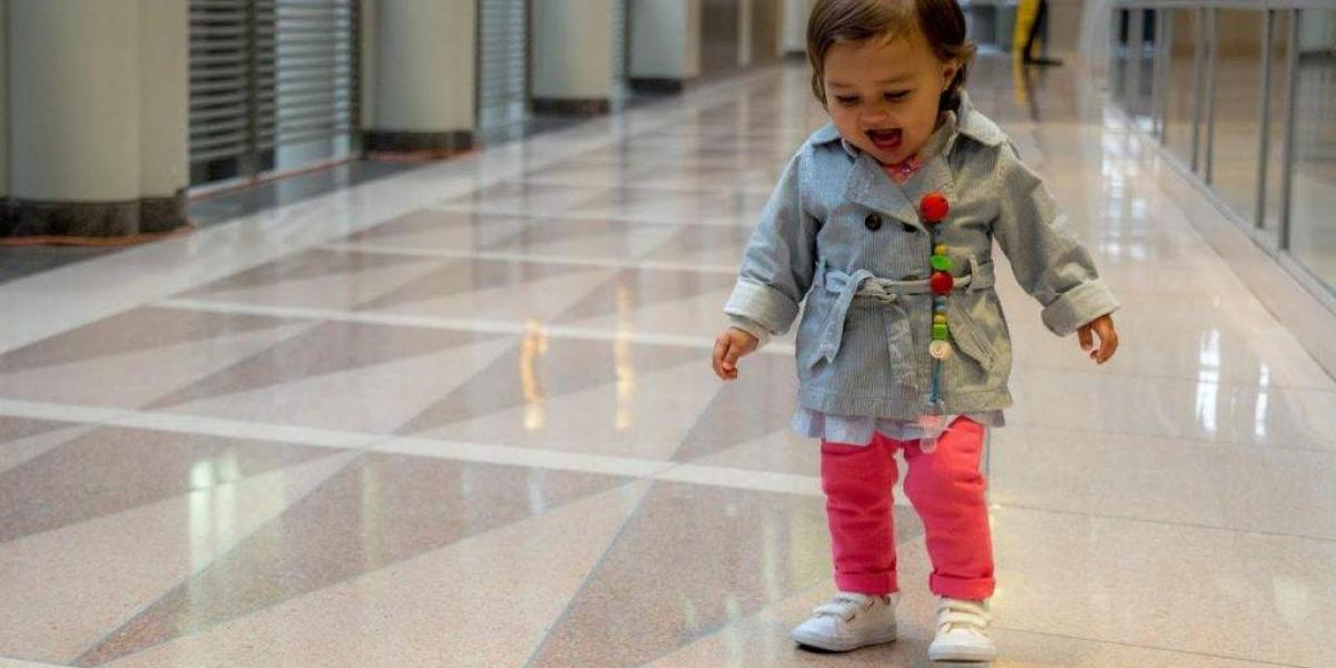 Siete tips para viajar con un 'toddler'