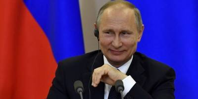 Putin diz que nunca tem dias ruins porque