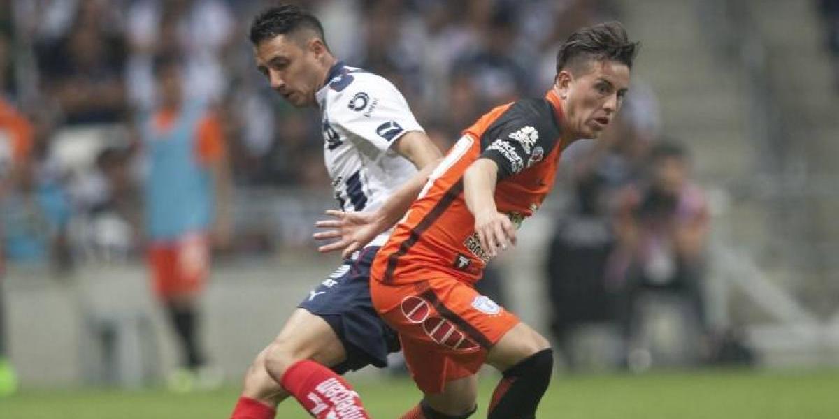Dos chilenos se mueven de equipo tras el Draft del ascenso en México