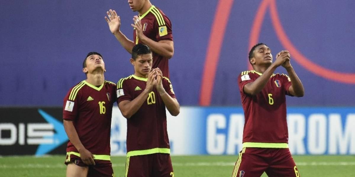 La histórica y sufrida clasificación de Venezuela Sub 20 a la final de un Mundial