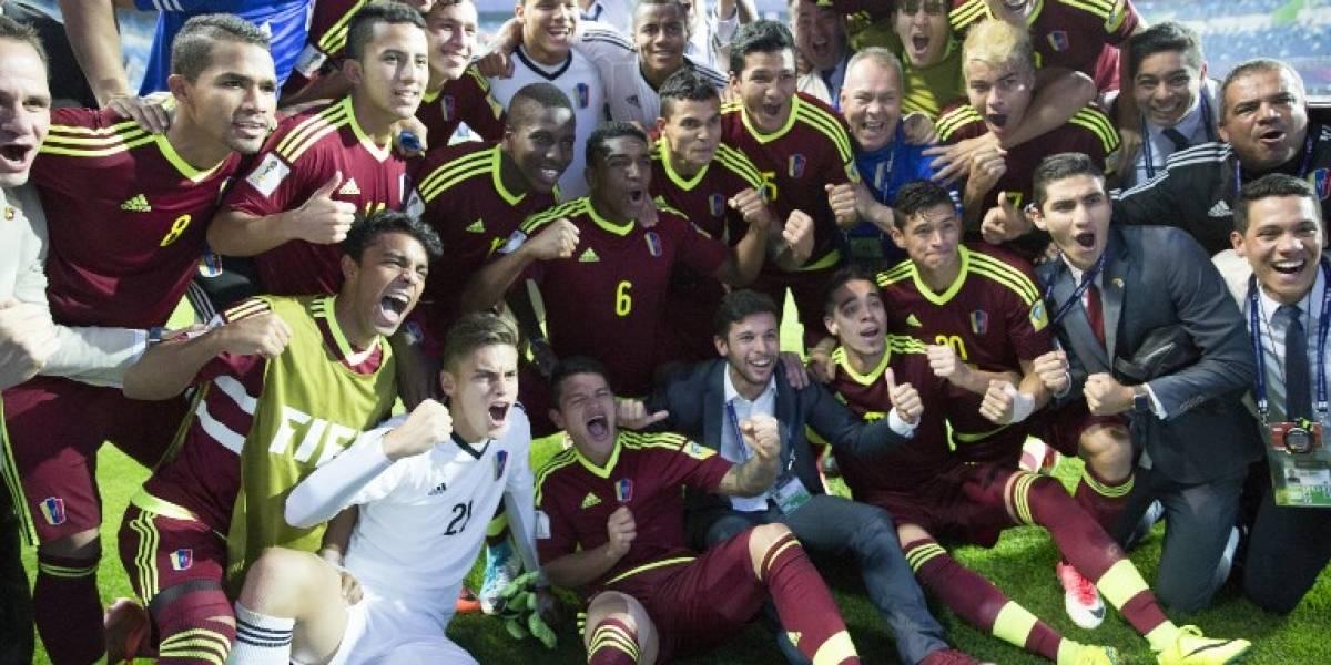 Venezuela hizo historia al eliminar a Uruguay y clasificar a la final del Mundial Sub 20