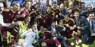 Inglaterra y Venezuela se medirán en final de Mundial Sub 20