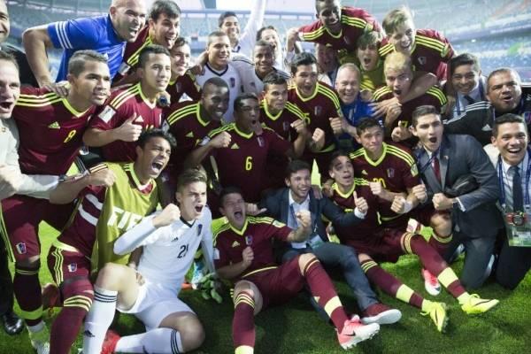 Venezuela clasificó a final del Mundial sub-20 — Histórico