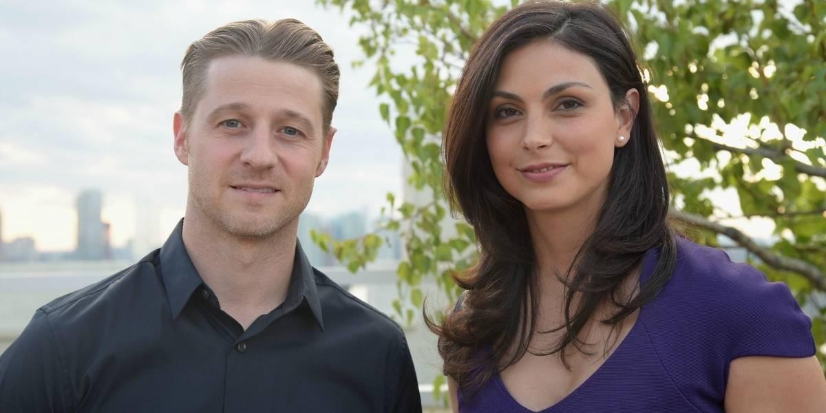 "Protagonistas de la serie ""Gotham"" se casan en secreto"