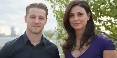 Se casaron en secreto Ben McKenzie y Morena Baccarin