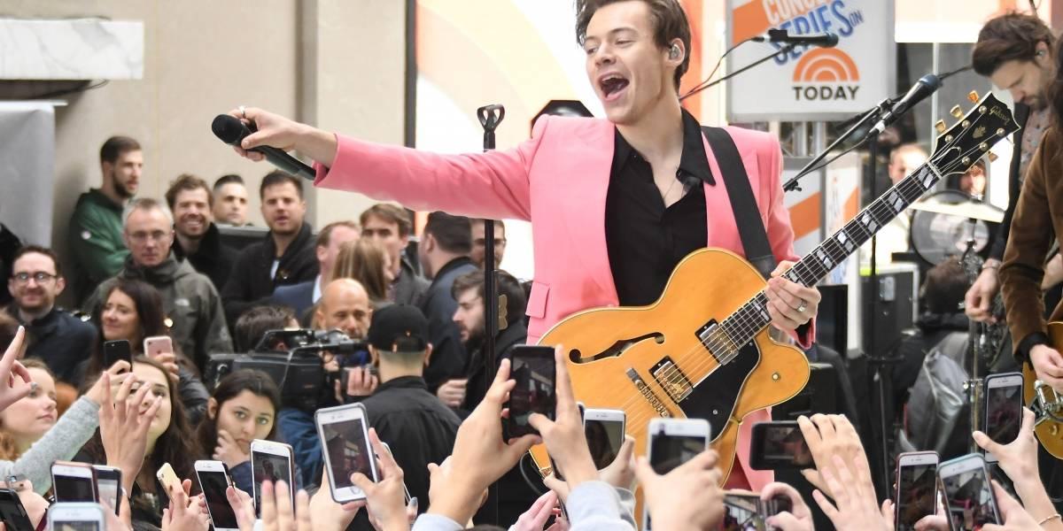 Harry Styles viene a Chile a presentar su disco debut: Conoce el precio de las entradas