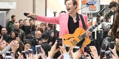 Harry Styles confirma concierto en Chile para el próximo año