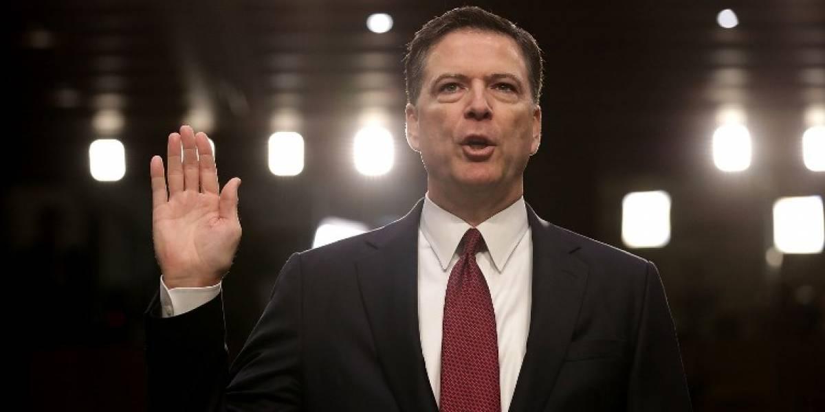 """El """"Superbowl político"""": Ex director del FBI: """"Administración Trump difamó sobre mí con mentiras"""""""