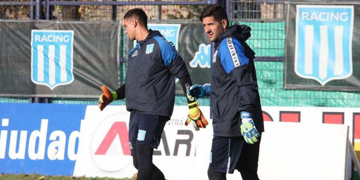 Agustín Orión rescindirá contrato con Racing y se acerca a paso firme a Colo Colo