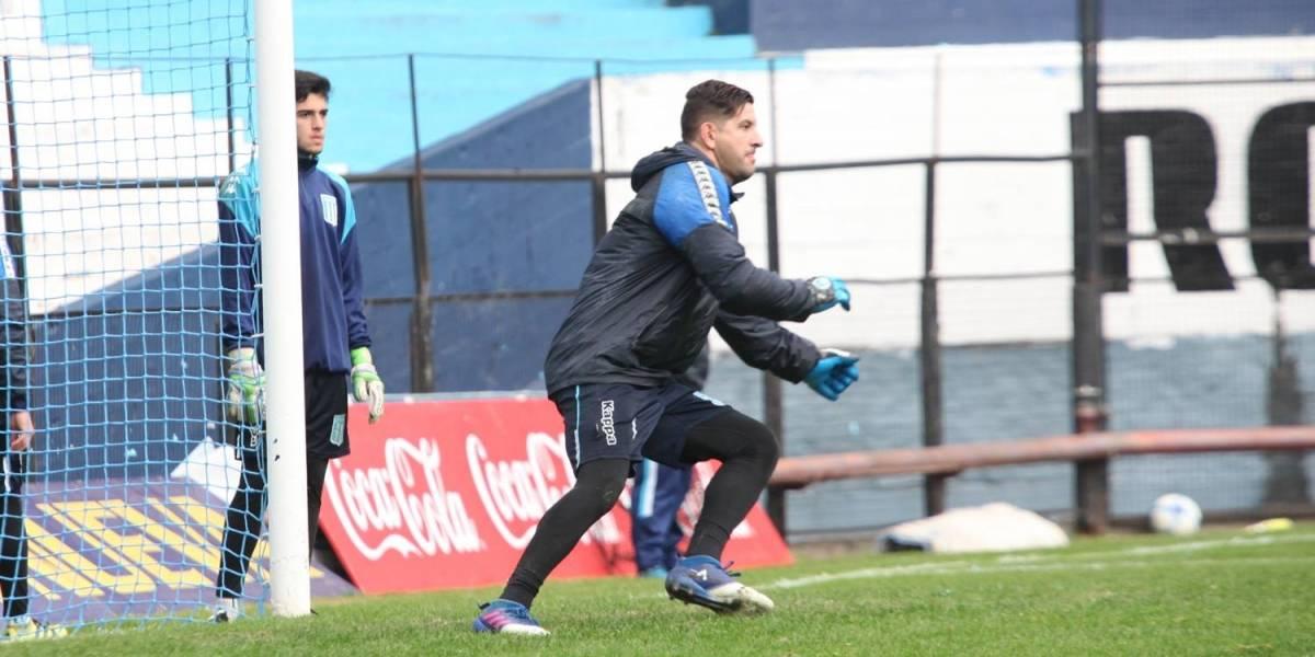 Agustín Orión confirmó su desvinculación de Racing y está a una firma de llegar a Colo Colo