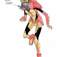 Humberto Ramos dibujó el cómic.