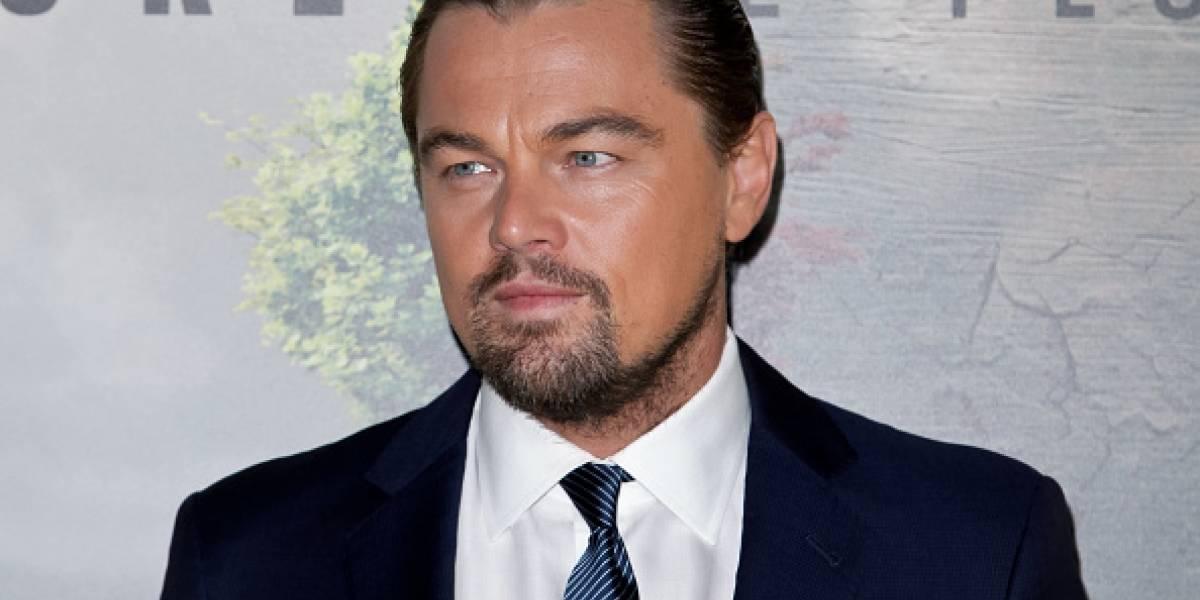 Leonardo DiCaprio visitará Chile en septiembre