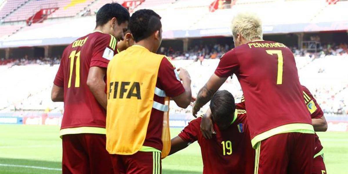Superó a Chile: Venezuela a una final de un Mundial antes que cinco selecciones sudamericanas