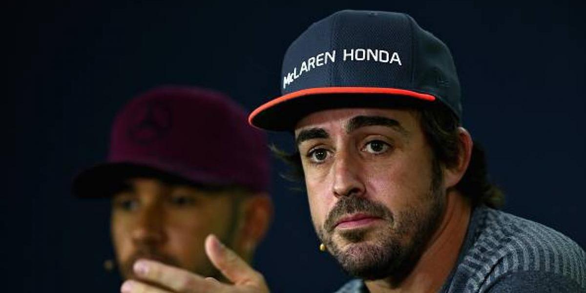 Sí Alonso gana antes de esta fecha, se queda en McLaren
