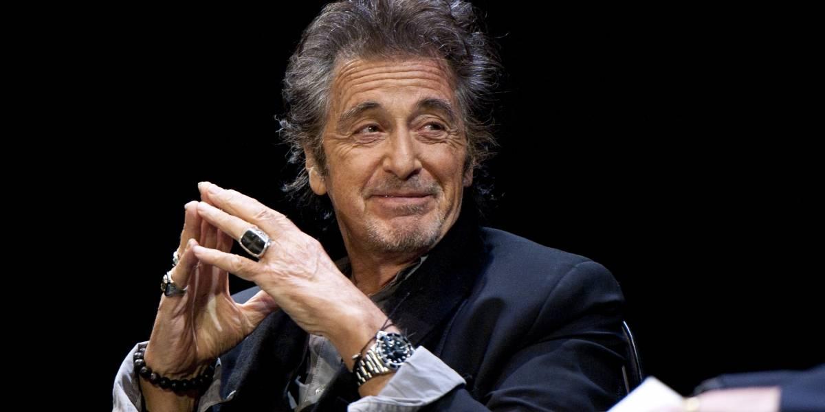 Al Pacino protagonizará película sobre famoso escándalo sexual